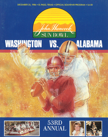 Alabama vs. Washington