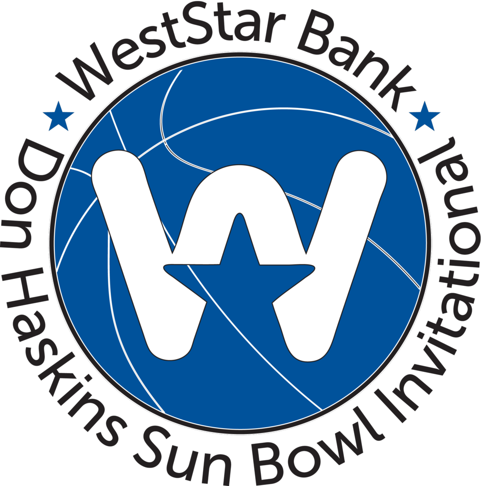 WestStar Bank is the Title Sponor for the tournament and recently renewed to support the Don Haskins Sun Bowl Invitational for three more years.