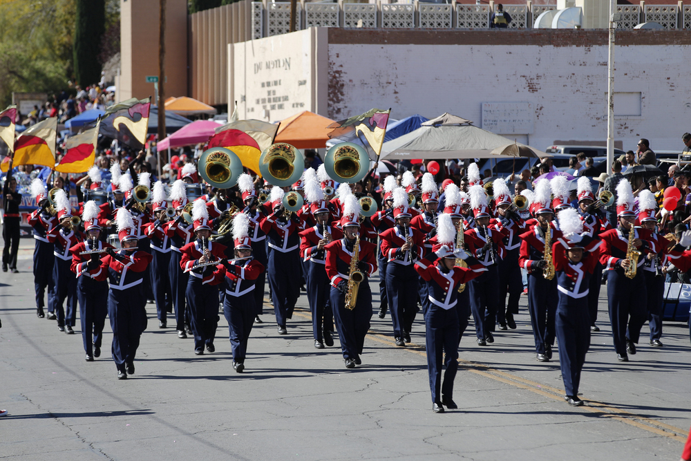 Irvin High School - 2017 Marching Band Award