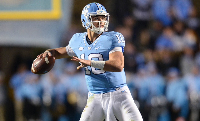 PREVIEW OF NORTH CAROLINA: SWITZER, TRUBISKI LEAD HEELS TO FIFTH SUN BOWL