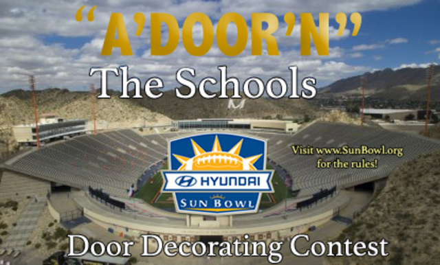 "Elementary Students Eligible to WIN Tickets by Entering the ""A'DOOR'N"" Contest"