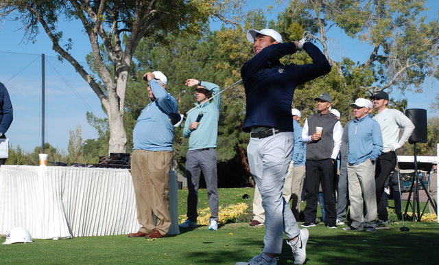 Long, Ghim Lead Sun Bowl Andeavor All-America Golf Classic after Two Rounds; Gordon and Griffin tied for Third