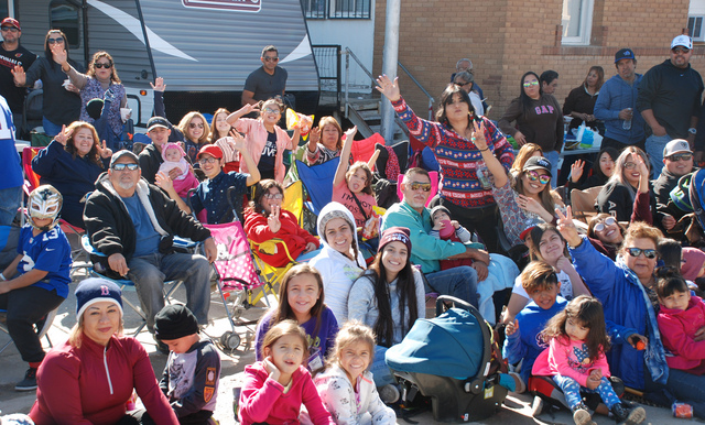 An Estimated 290,000 Show Up for Annual FirstLight Federal Credit Union Sun Bowl Parade