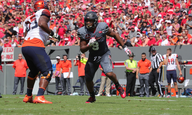 No. 24 NC State Brings Balanced Approach to 84th Hyundai Sun Bowl