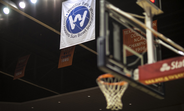 UTEP Set to Take On North Dakota State in the WestStar Bank Don Haskins Sun Bowl Invitational Championship Friday Night