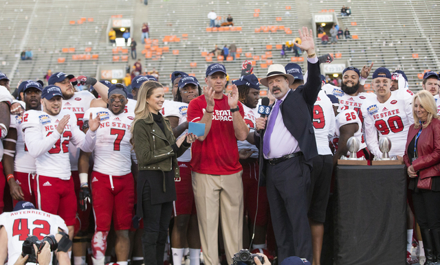 No. 24 NC State Prevails in Points-Filled Sun Bowl