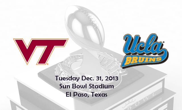 Virginia Tech, UCLA to Meet at 80th Hyundai Sun Bowl
