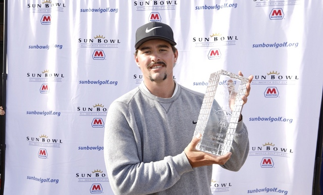 QUADE CUMMINS FIGHTS BACK AND CAPTURES THE 2018 SUN BOWL ALL-AMERICA GOLF CLASSIC TITLE
