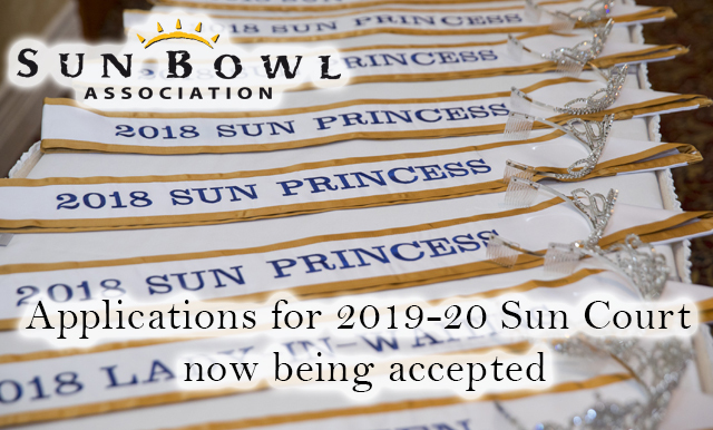 2019-20 SUN COURT APPLICATIONS NOW OPEN