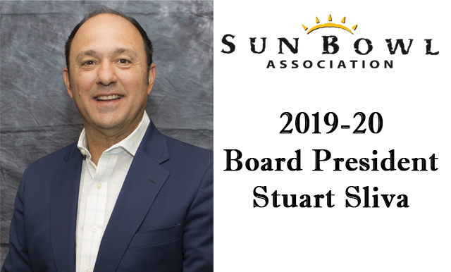 STUART SLIVA TAKES OVER AS SUN BOWL ASSOCIATION BOARD PRESIDENT