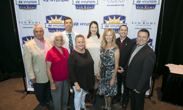 MEET THE SUN BOWL ASSOCIATION STAFF