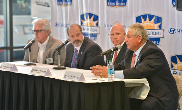 Hyundai Extends Sponsorship of Sun Bowl GAme