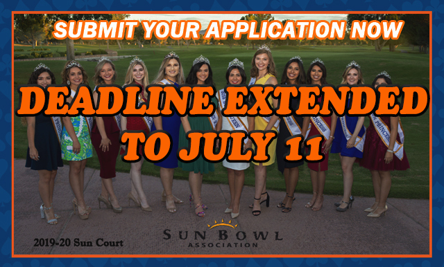 2020-21 SUN COURT IS NOW ACCEPTING APPLICATIONS