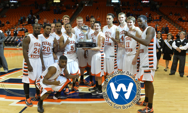 Field Set for 2014 WestStar Bank Don Haskins Sun Bowl Invitational