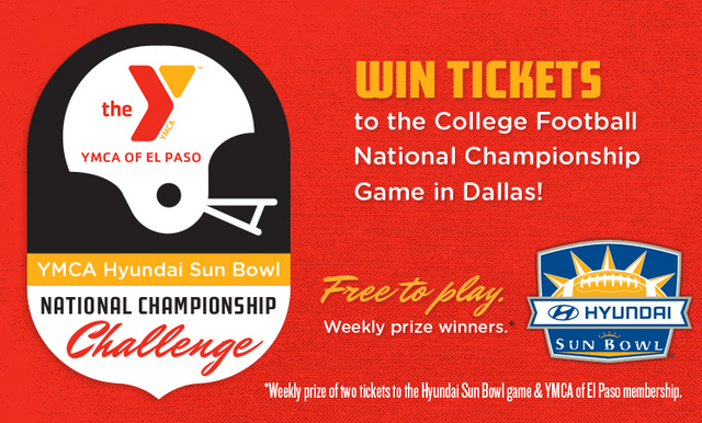 Win a Trip to the College Football National Championship