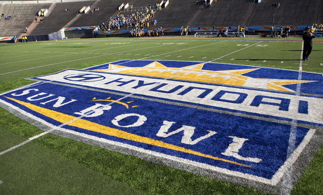 2014 Hyundai Sun Bowl Tickets Now on Sale