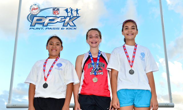 Five NFL Punt, Pass & Kick Participants to Represent El Paso at Cowboys Game