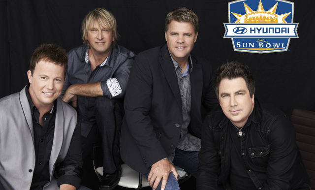 Lonestar to Perform at Hyundai Sun Bowl Halftime