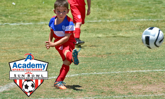 Results for 2015 Academy Sports + Outdoors Sun Bowl International Soccer Tournament