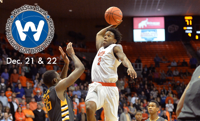 WestStar Bank Don Haskins Sun Bowl Invitational Announces 2015 Teams