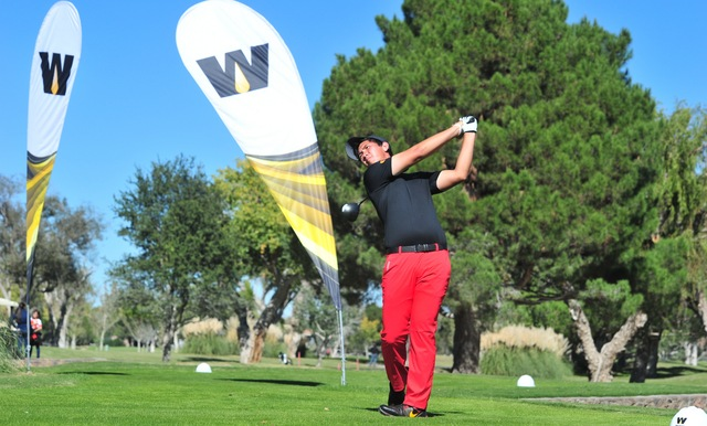 Western Refining College All-America Golf Classic Set for Nov. 6-8
