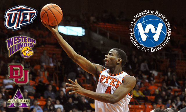 Field Set for 2013 WestStar Bank Don Haskins Sun Bowl Invitational