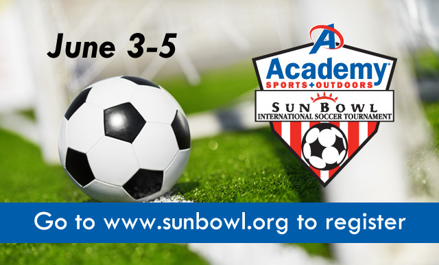 Sun Bowl Association Announces Dates for Academy Sports + Outdoors Sun Bowl International Soccer Tournament