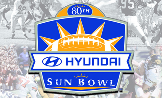 Sun Bowl Association Unveils 80th Anniversary Logo