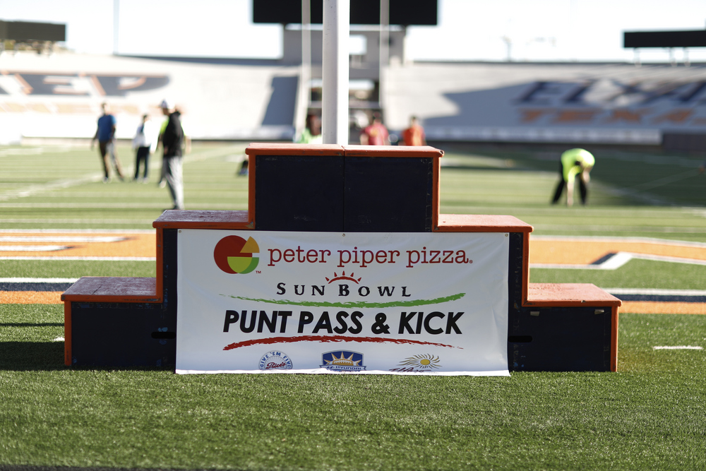 Events - Punt, Pass & Kick